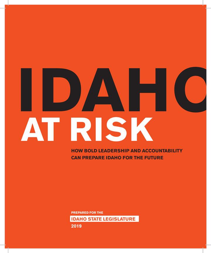 Idaho at Risk Cover