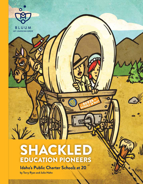 Shackled Education Pioneers Cover
