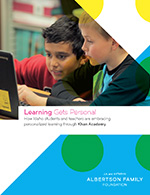 Learning Gets Personal cover