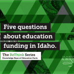 Education Funding cover